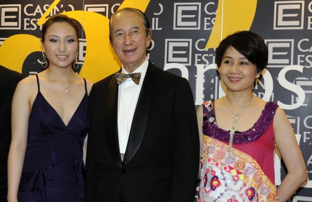 Morreu Stanley Ho, magnata dos casinos